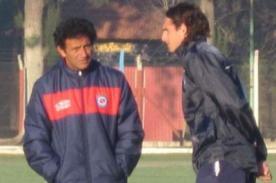 Fútbol Argentino: José Carlos Fernández entrenó con Argentinos Juniors