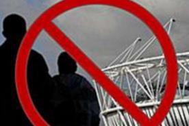 Olimpiadas: Las cosas que no se pueden hacer en Londres 2012