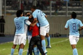 Goles del Inti Gas vs Sporting Cristal (1-1) - Descentralizado 2012 - Video