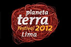Planeta Terra Festival Lima 2012: Se cancela el evento por bajas ventas
