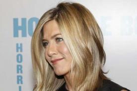Jennifer Aniston lloró al recordar cómo Justin Theroux le pidió la mano