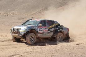Dakar 2013: Pilotos visitaron Machu Picchu antes de iniciar el rally