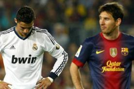 Lionel Messi: 'Hubiera podido felicitar a Cristiano Ronaldo' - Balón de Oro
