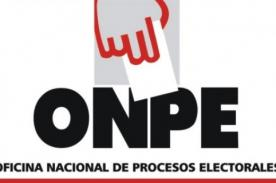 Miembro de Mesa ONPE: Consulta de Cartillas de Instrucción