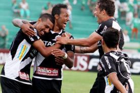 Video: Luis Ramírez brilló en triunfo del Ponte Preta vs Santos de Neymar
