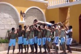 Vídeo: Plantel de Sporting Cristal se une al 'Harlem Shake'