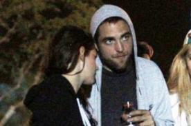 Kristen Stewart y Robert Pattinson evitaron a Liberty Ross en el Coachella
