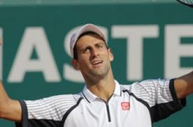 Masters 1.000 de Montecarlo: Djokovic y Nadal llegan a semifinales