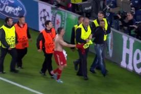 Vídeo: El gesto de Franck Ribéry que ha dado la vuelta al mundo