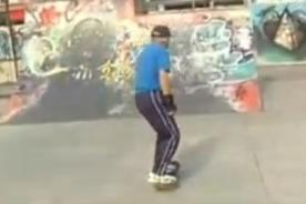Juanjo: El skater español de 76 años - Video