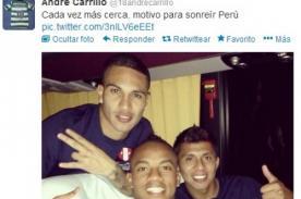 Twitter: Fotos y tuits de la Selección Peruana tras el Perú vs. Ecuador