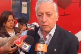 Gerente selección peruana: Nos hemos abastecido de agua para Barranquilla