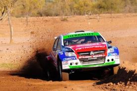 Nicolás Fuchs empieza cuarto en Rally de La Rioja