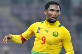 Samuel Eto'o ya sería el nuevo jugador del Chelsea