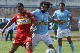 Video de goles: Sporting Cristal vs Sport Huancayo (1-0) – Descentralizado 2013
