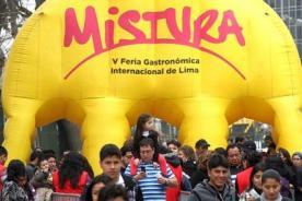 Mistura 2013: Servicios de taxis autorizados para la feria
