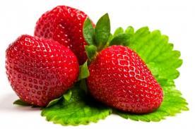 Fresa: fruta primaveral que te ayudará a bajar de peso