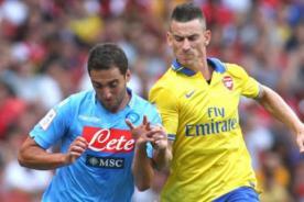 Champions League: Arsenal vs Napoli - en vivo por ESPN