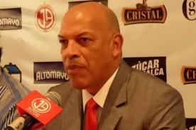 Roberto Mosquera: Juan Aurich ahora apunta a la Copa Sudamericana