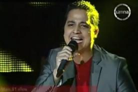 La Voz Perú: Participante convence al jurado con tema de Fito Páez - Video