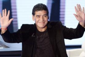 Las FARC invita a Diego Maradona a jugar un partido por la paz