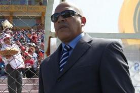 Roberto Mosquera: He esperado 15 años para dirigir a la selección peruana