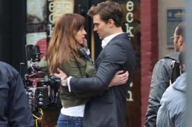 Filmarán dos versiones de '50 Sombras de Grey'