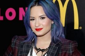 Demi Lovato responde a los que la critican en Twitter