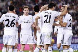Real Madrid anuncia que no venderá a nadie en el mercado de invierno