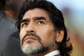 Diego Maradona fue ofrecido para dirigir a la selección peruana