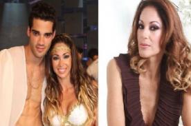 Melissa Loza prefirió no contestar las polémicas declaraciones de Edith Tapia