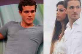 Alondra García se amanece con hombre que no es Mario Irivarren (Fotos)