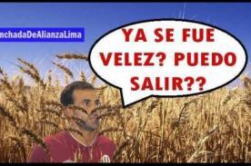 Copa Libertadores: 'Memes' por la derrota de Universitario ante Vélez