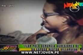 Nestor Villanueva agredió fuertemente a Florcita Polo - VIDEO