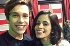 Austin Mahone alimenta rumores de romance con Camila Cabello