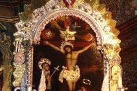 Semana Santa 2014: Señor de los Milagros saldrá en procesión este viernes