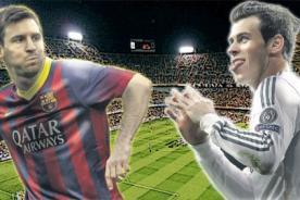 EN VIVO: Barcelona vs. Real Madrid (1-2) - Minuto a Minuto - Copa del Rey