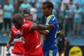 Sporting Cristal igualó 1 a 1 con Unión Comercio