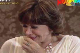 AFHS: Francesca queda devastada al saber la verdad sobre Carlos Cabrera - VIDEO