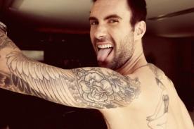 Adam Levine: Mira el radical cambio de look del vocalista de Maroon 5 - FOTO