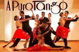 A Puro Tango: Campeones mundiales de tango presentarán show en Perú
