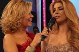 Viviana Rivas Plata revela que casi llora con Gisela Valcárcel