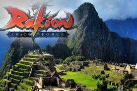 Rakion presenta nuevo mapa inspirado en Machu Picchu - Fotos