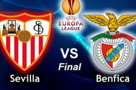En vivo por ESPN/Fox Sports: Sevilla vs Benfica - Final Europa League 2014