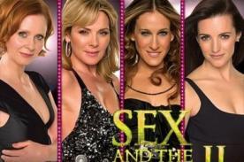 Sarah Jessica Parker no descarta nueva entrega de Sex and the City