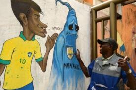 Brasil 2014: Brasileños quieren olvidar ´Maracanazo´