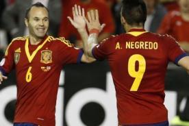 Grupos Mundial 2014: ¿Cuándo juega el grupo de España y a qué hora?