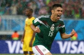 Resultado delPartido México vs Camerún (1-0) – Mundial Brasil 2014