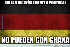 Mundial 2014: Memes del Alemania vs Ghana alborotan la web