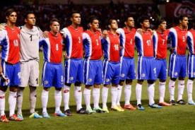 Costa Rica vs Inglaterra ATV En Vivo - Mundial Brasil 2014 (Hora Peruana)